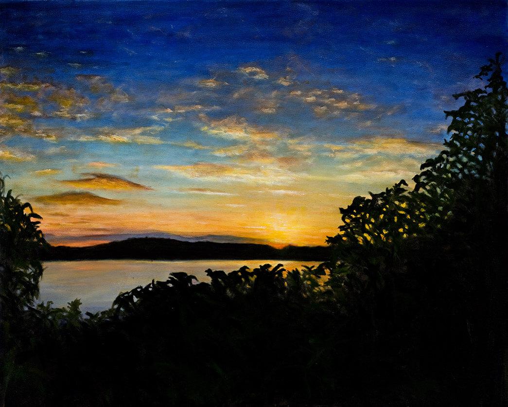 Rockwood Sunset