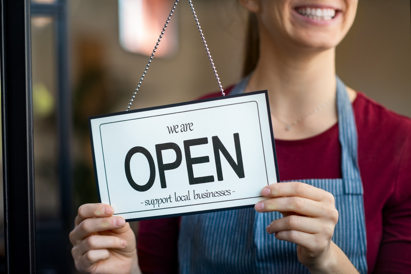 Local Business Marketing Opening