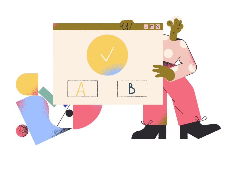 Improve your conversion rates with A/B testing