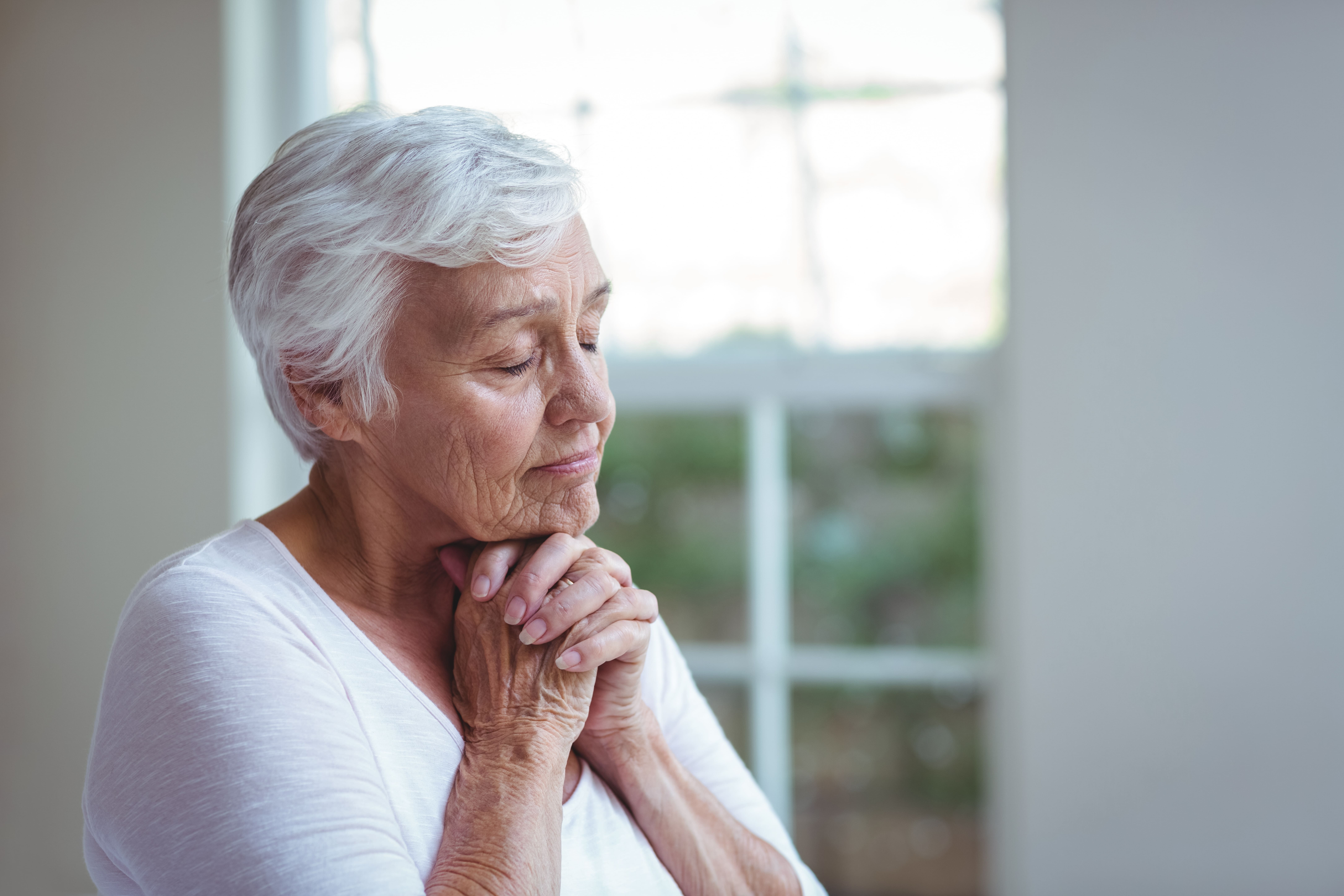 A Prayer List for Seniors in Assisted Living