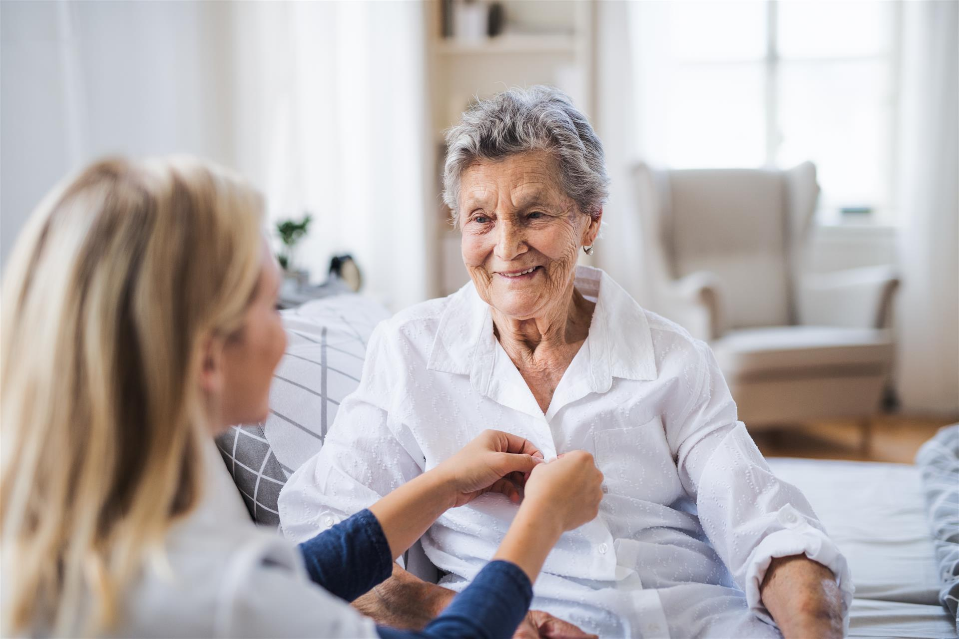 5 WAYS SENIORS IN FAITH-BASED ASSISTED LIVING COMMUNITIES CAN DEAL WITH STRESS