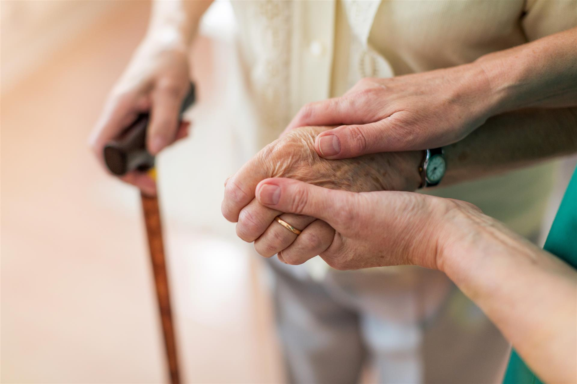 VERSES OF COMFORT FOR SENIORS EMBARKING ON ASSISTED LIVING