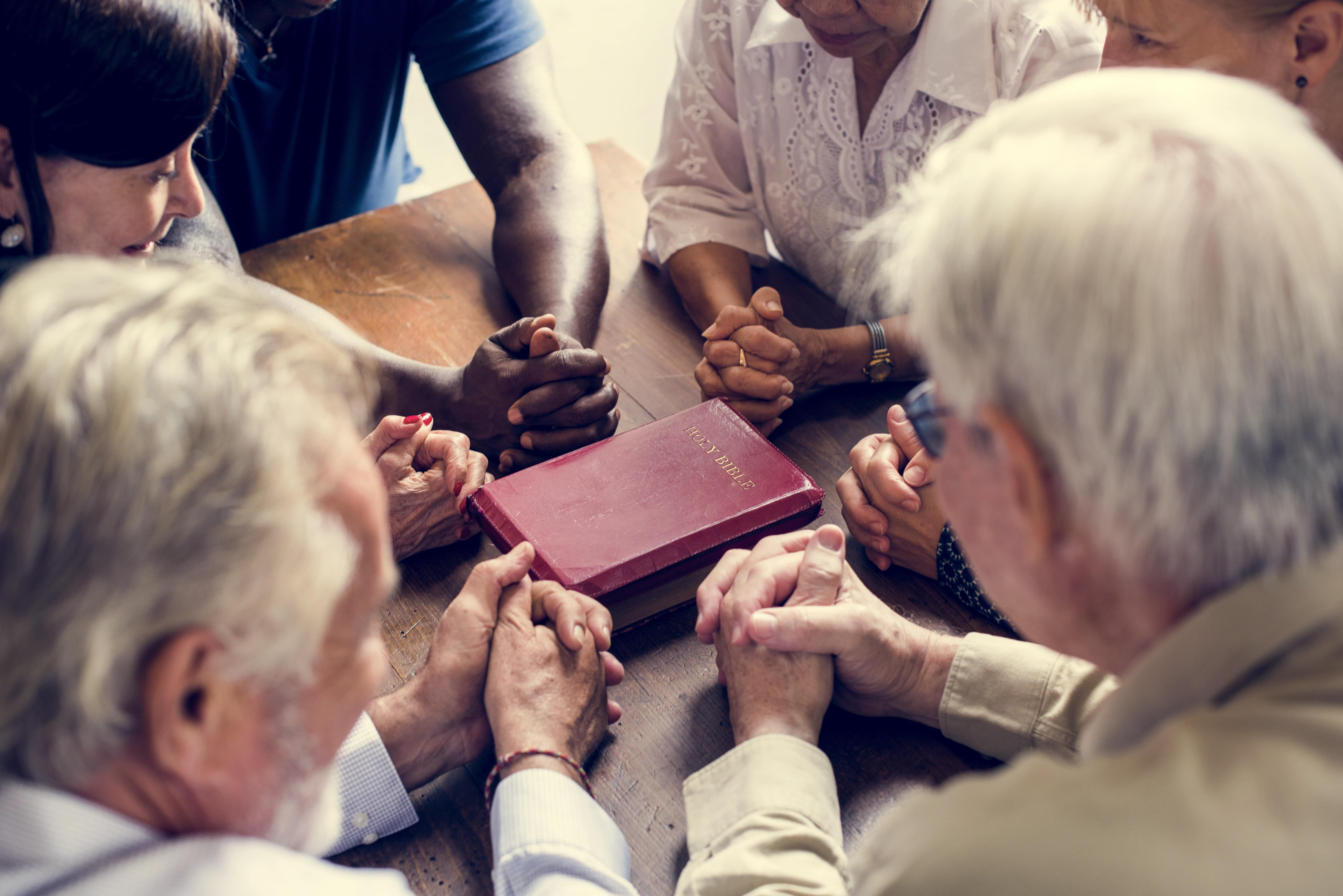 Lessons for Seniors From the Disciples