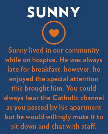 Sunny, Bethesda Senior Living Communities Hospice Care, CO
