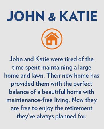 John and Katie, Bethesda Senior Living Communities Garden Homes, CO