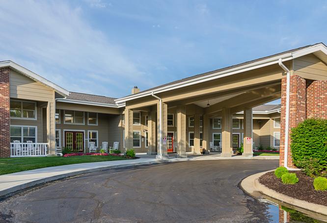 Bethesda Senior Living Communities Resident, Colorado Spring