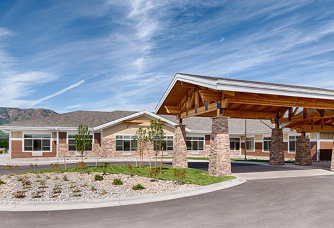 Bethesda Senior Living Communities Home, Colorado Spring