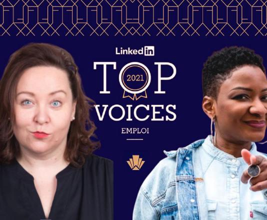 top voices 2021 linkedin