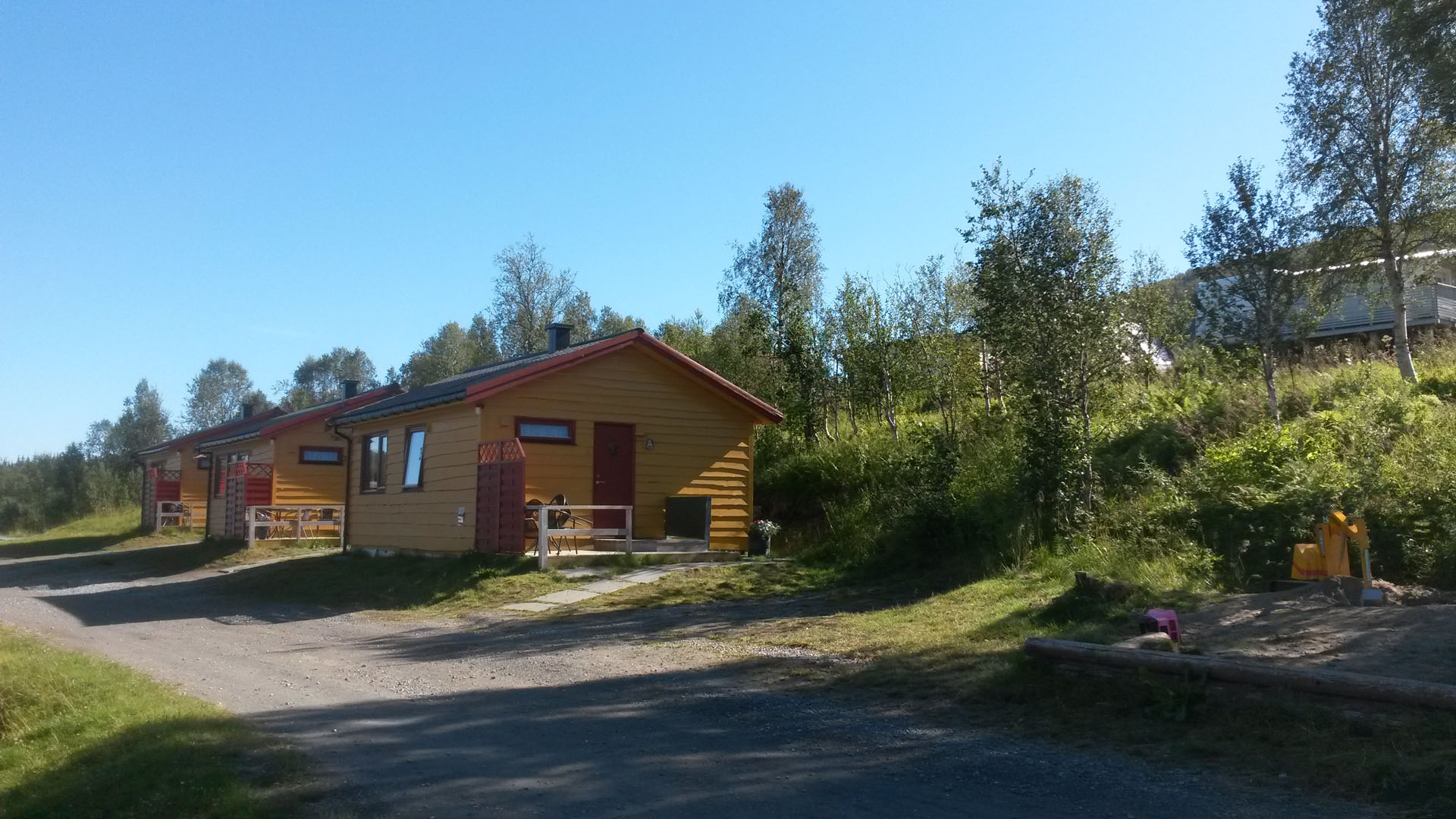 Family cabins (32sqm)