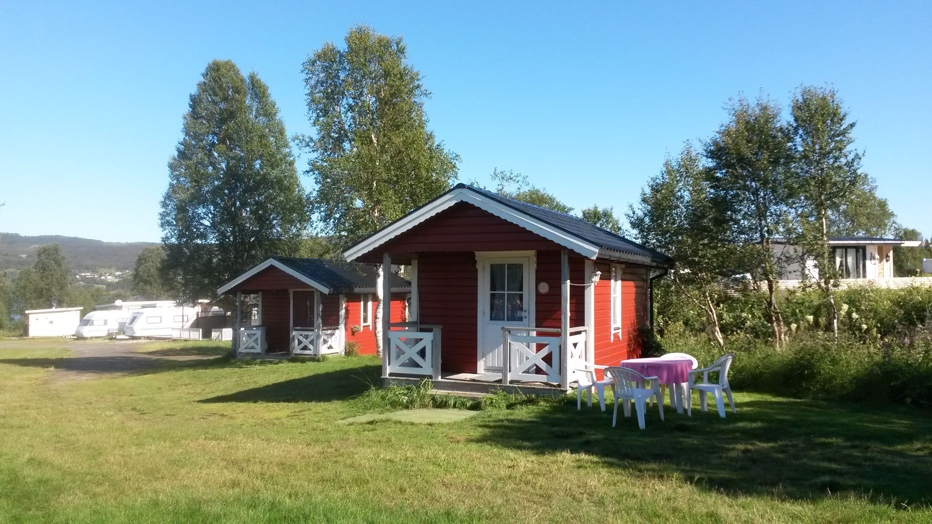 4-person cabin (12sqm)