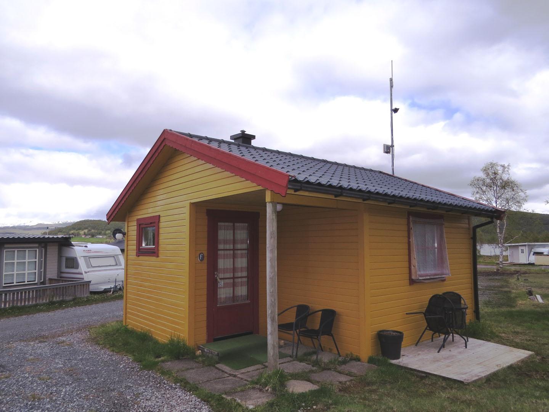 4-person cabin (22sqm)