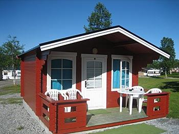4-person cabin (15sqm)
