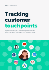 Tracking Customer Touchpoints