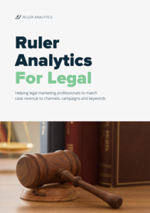 Marketing Attribution in Legal Sector