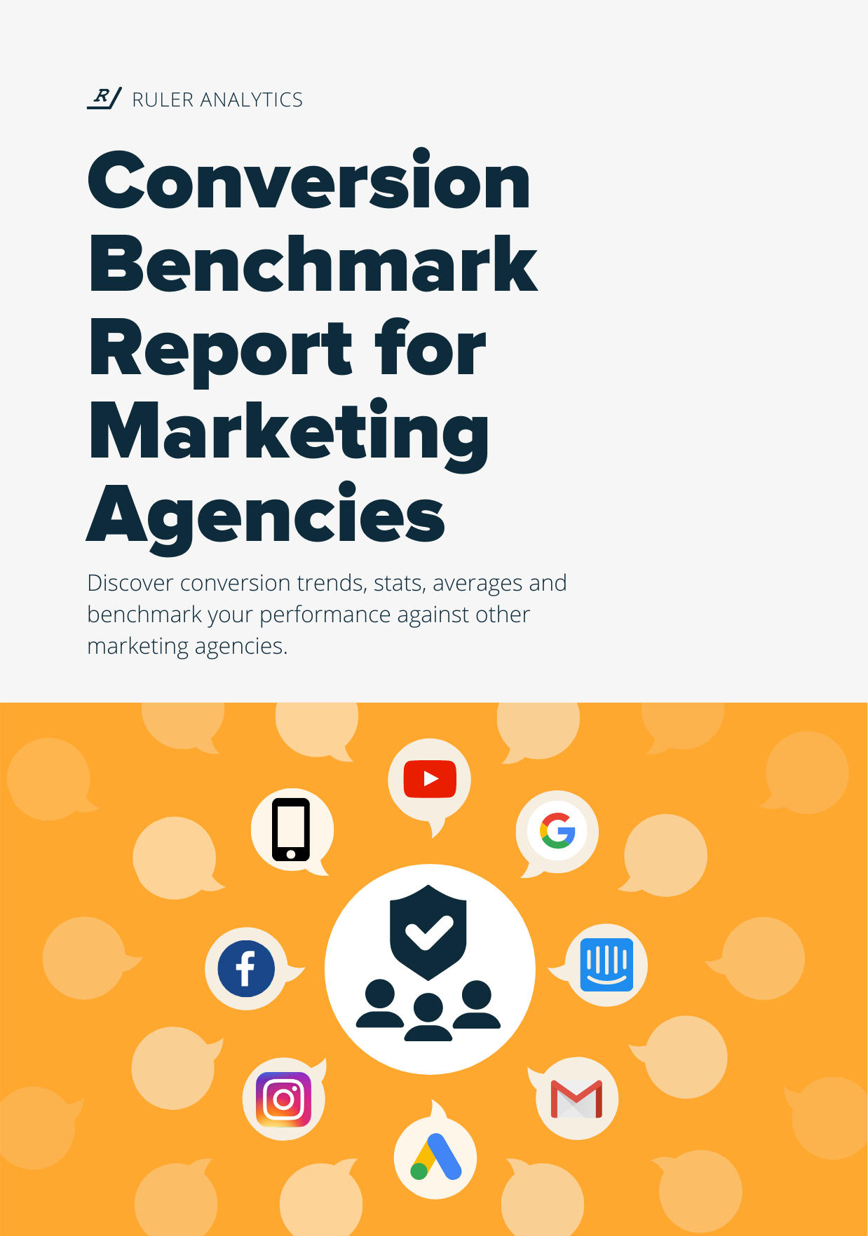 Conversion Benchmark Report for Marketing Agencies