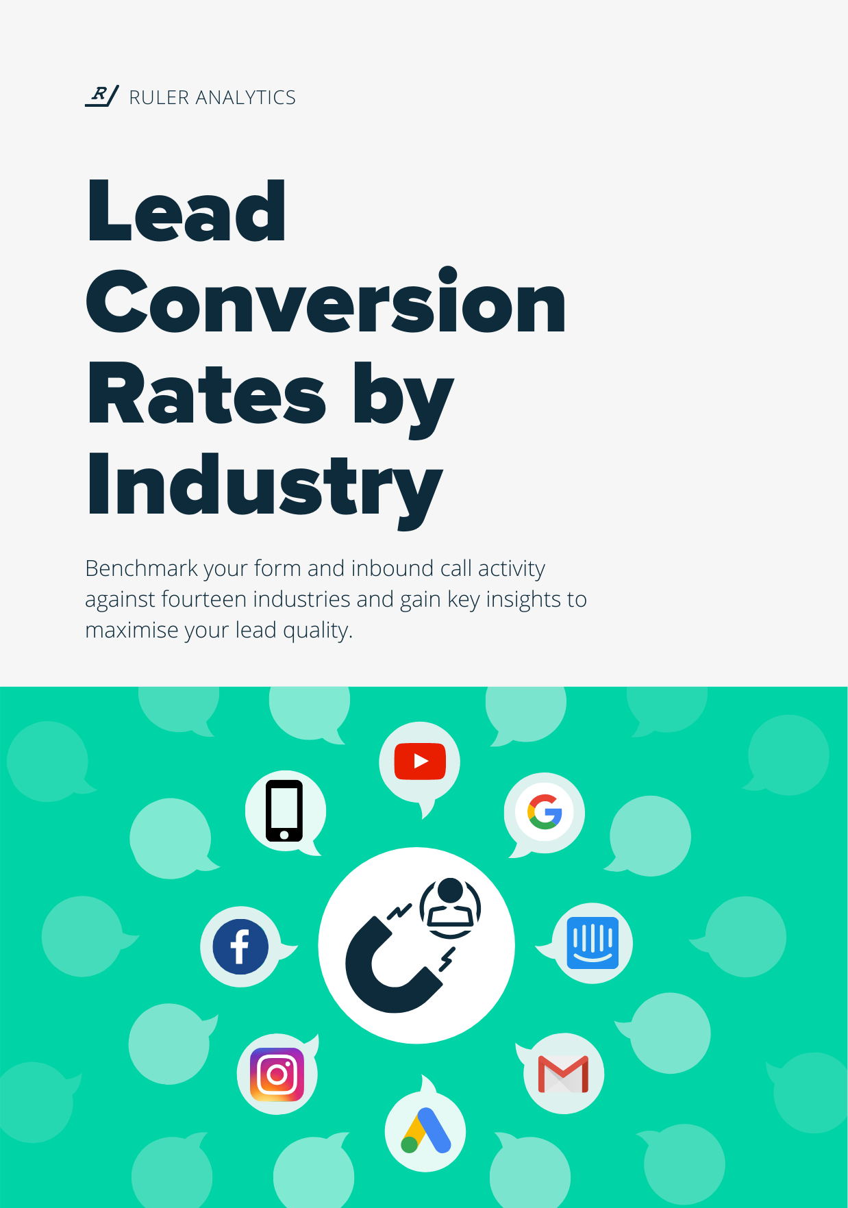 Lead Conversion Rates by Industry