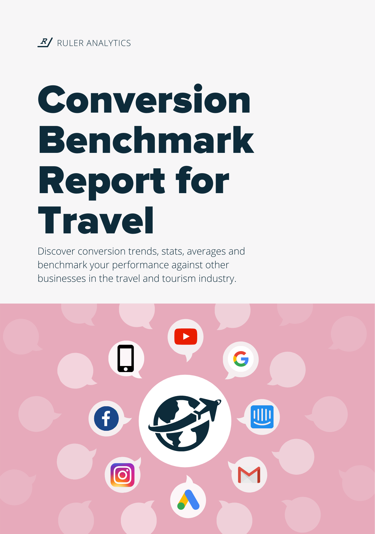 Conversion Benchmark Report for Travel