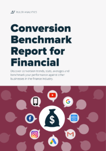 Conversion benchmark report for Financial
