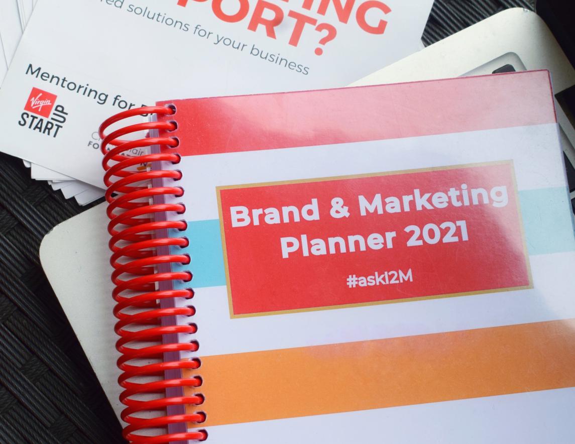 Brand & Marketing Planner