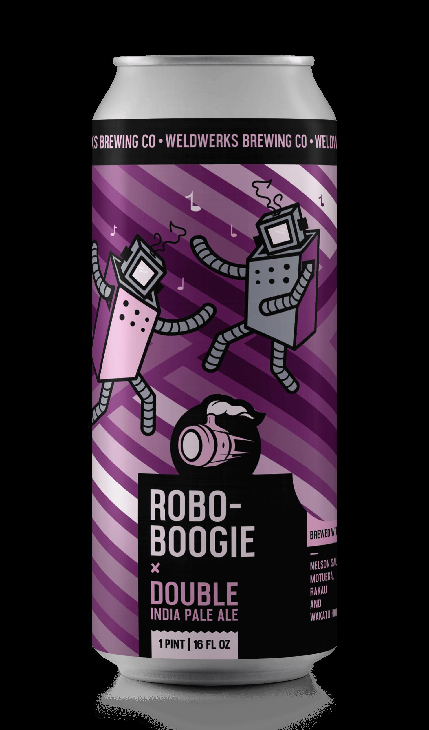 Robo-Boogie