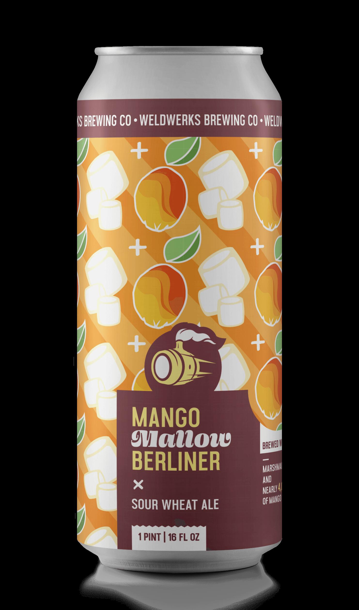 Mango Mallo Berliner