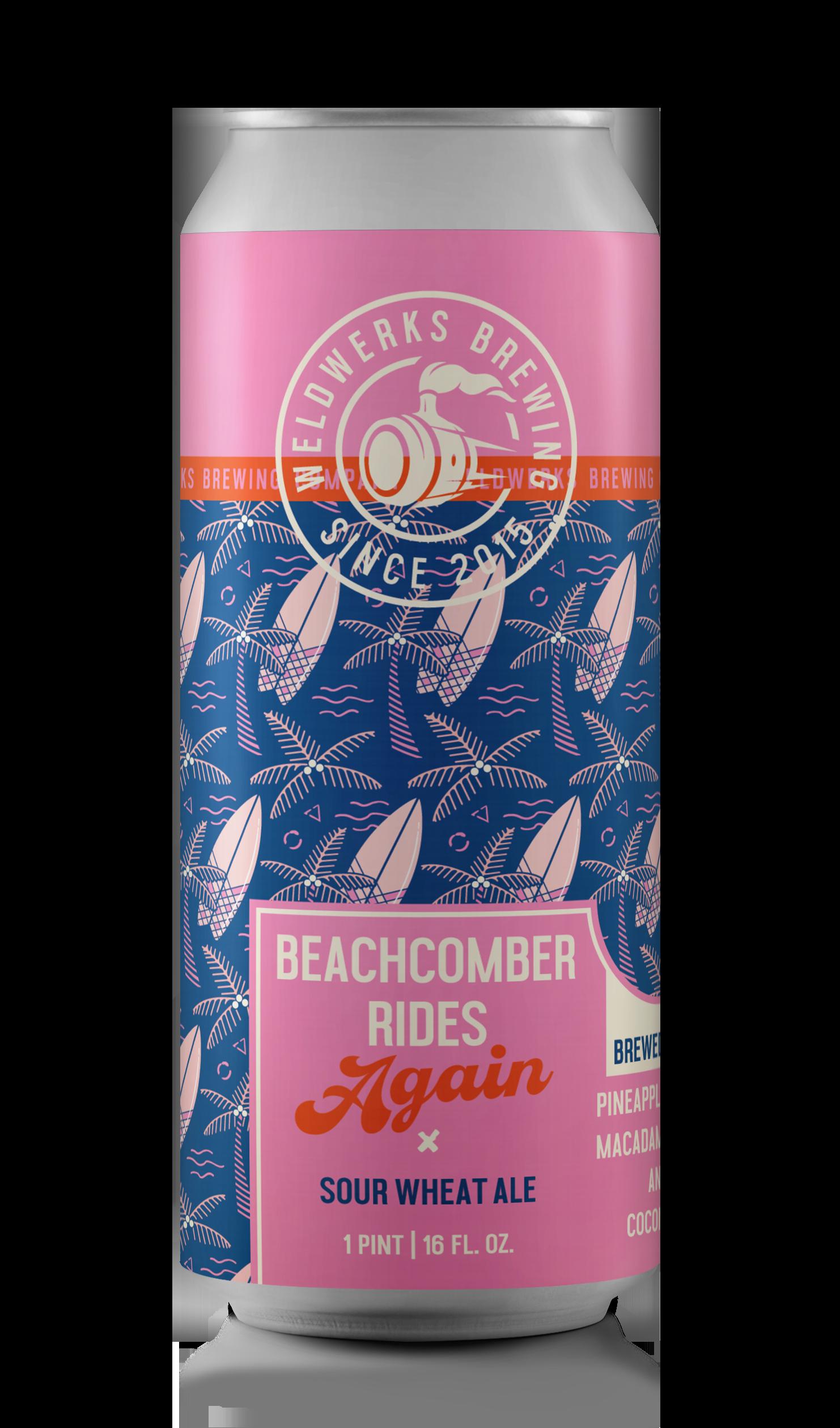 Beachcomber Rides Again