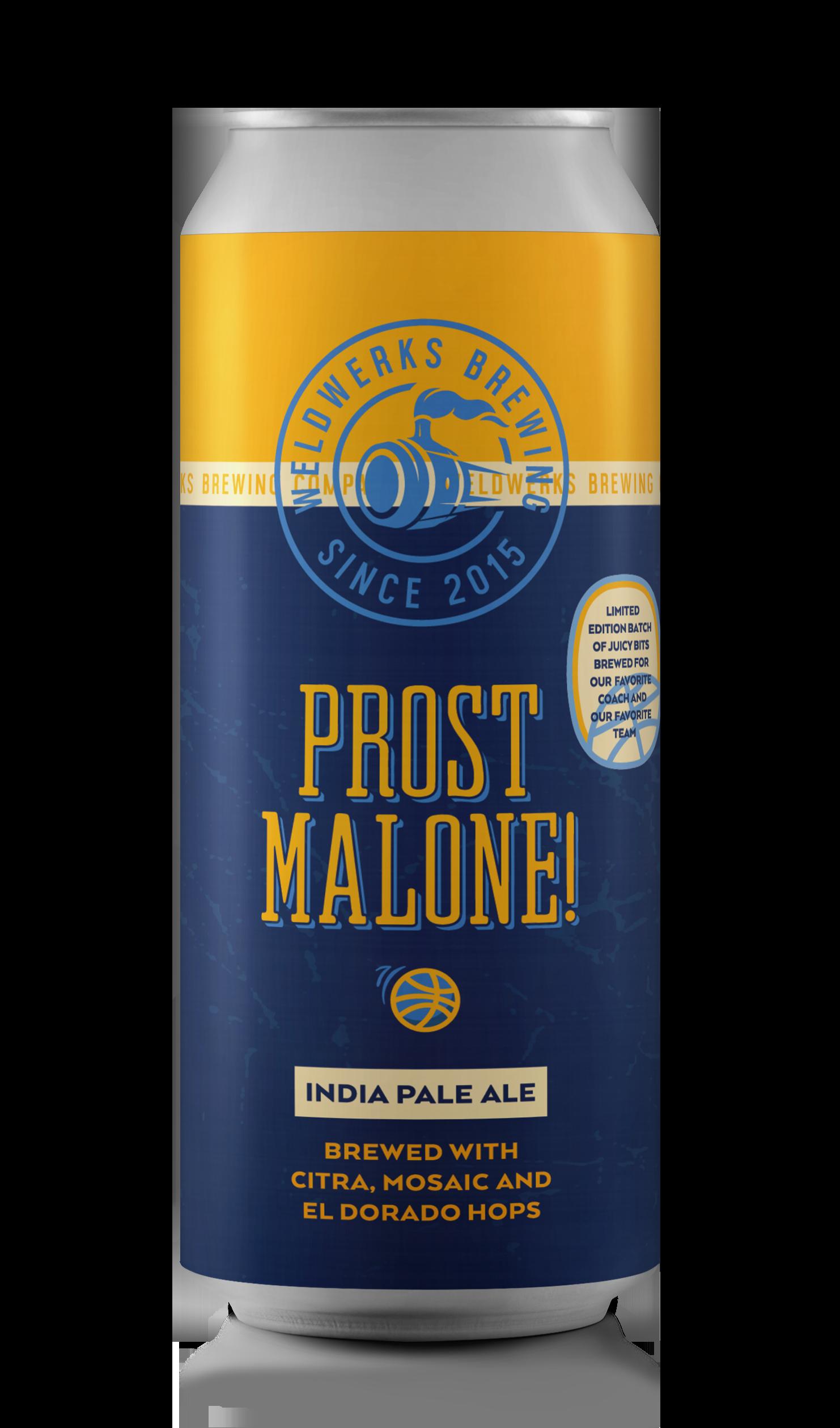 Prost Malone!