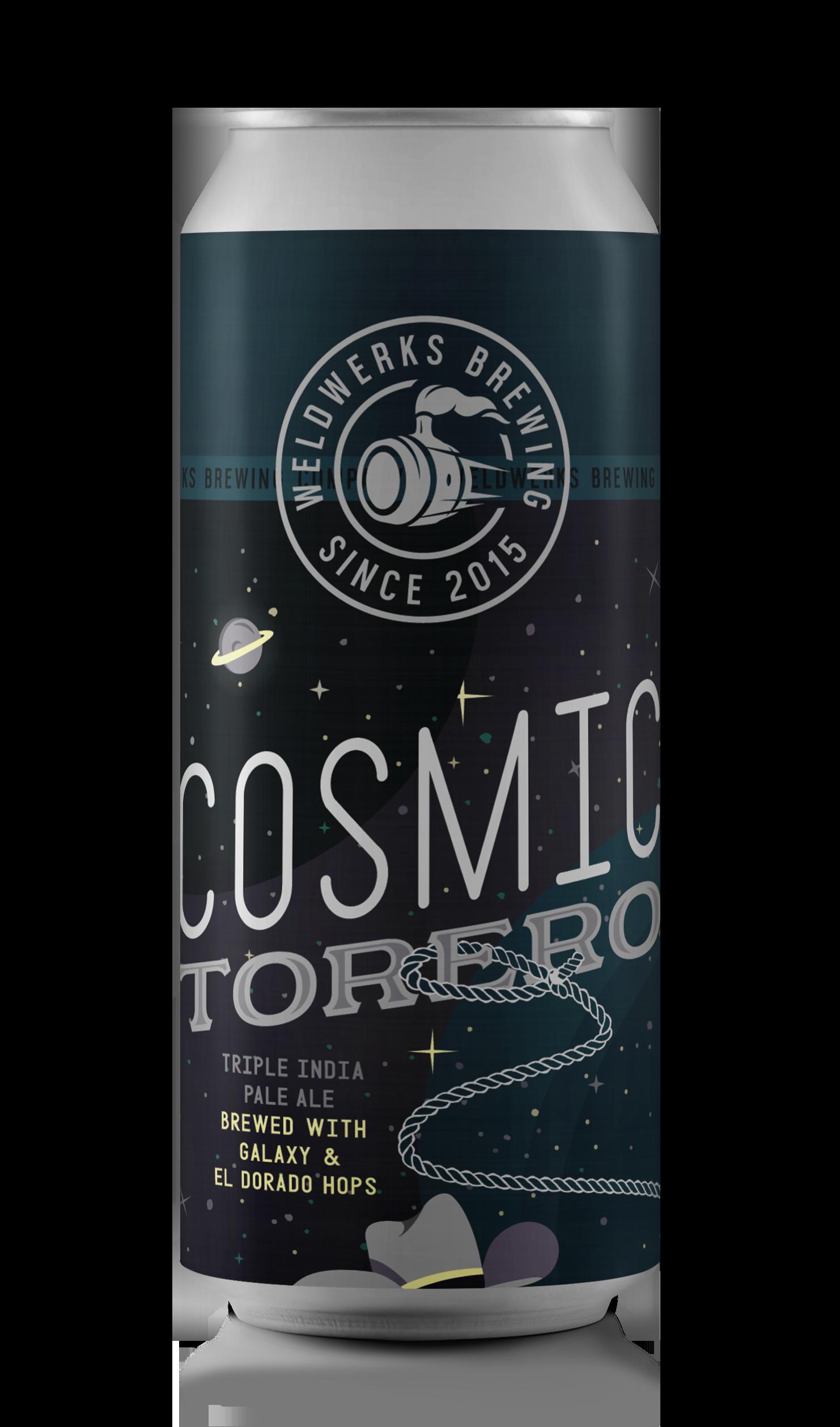 Cosmic Torero