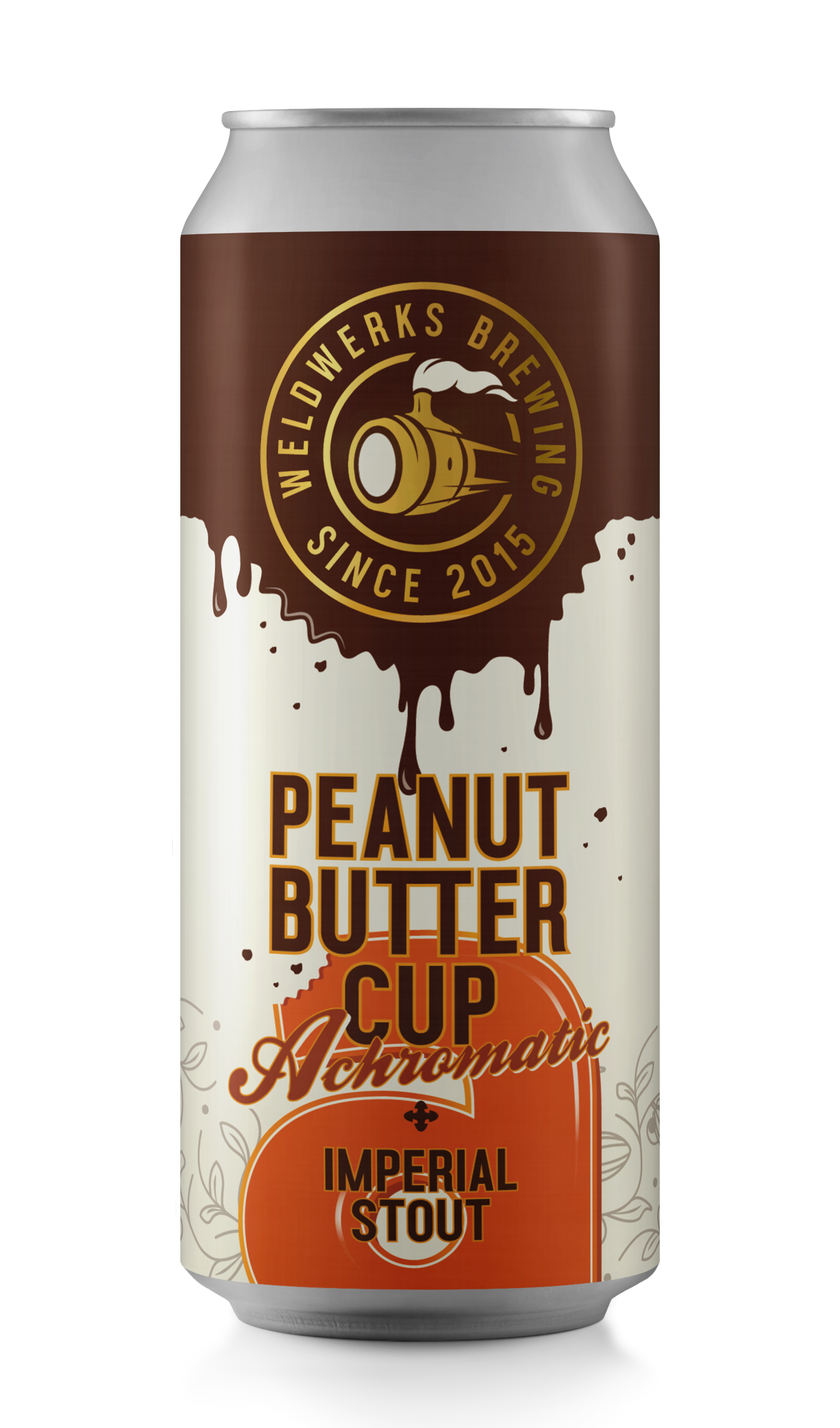 Peanut Butter Cup Achromatic