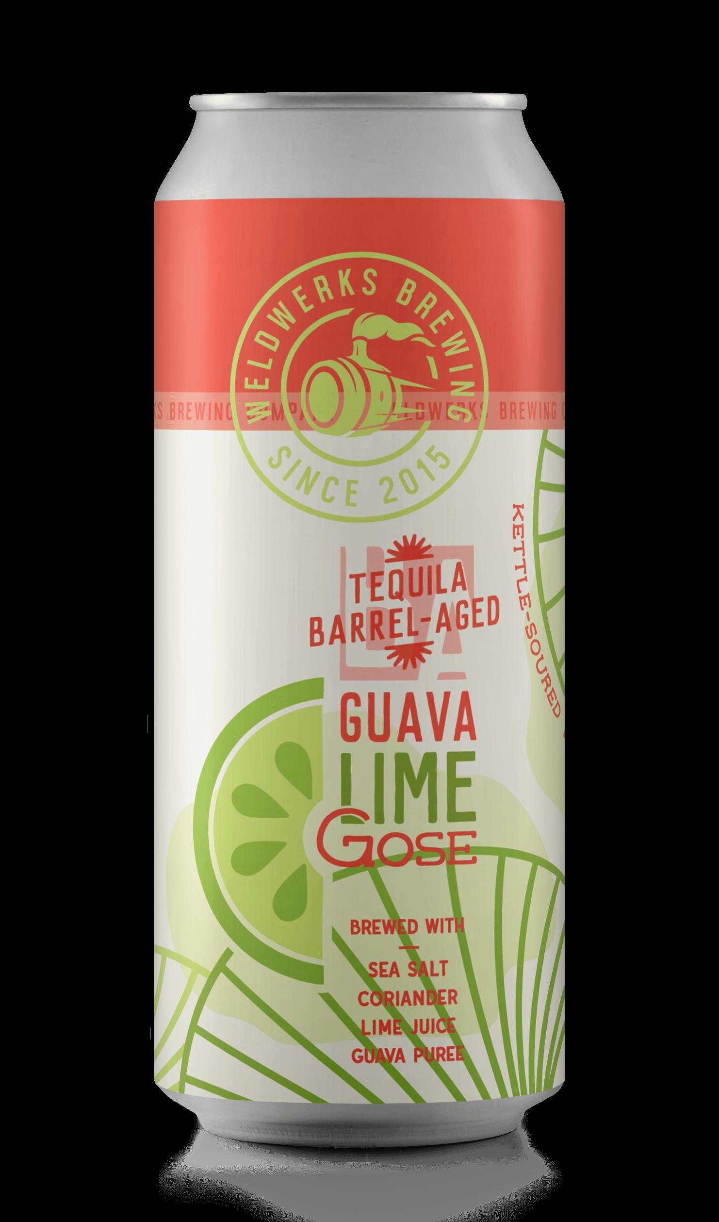Tequlia Barrel-Aged Guava Lime Gose