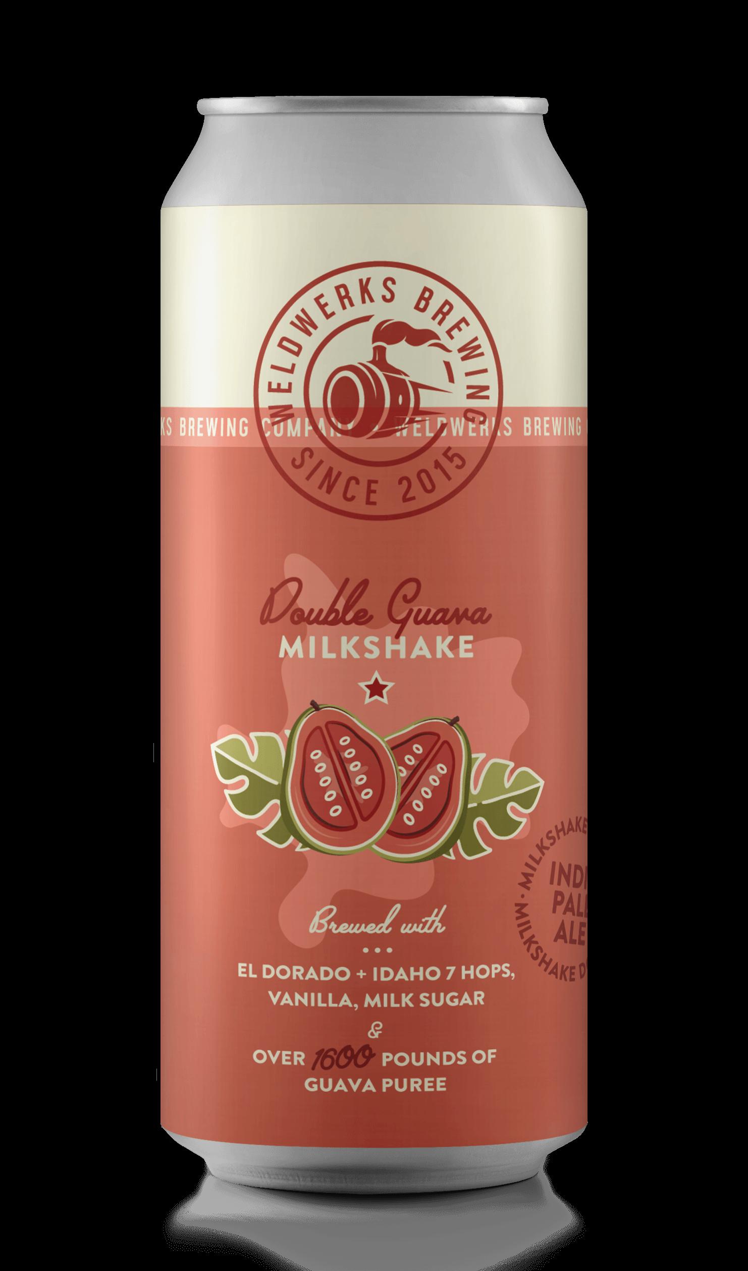 Double Gauva Milkshake