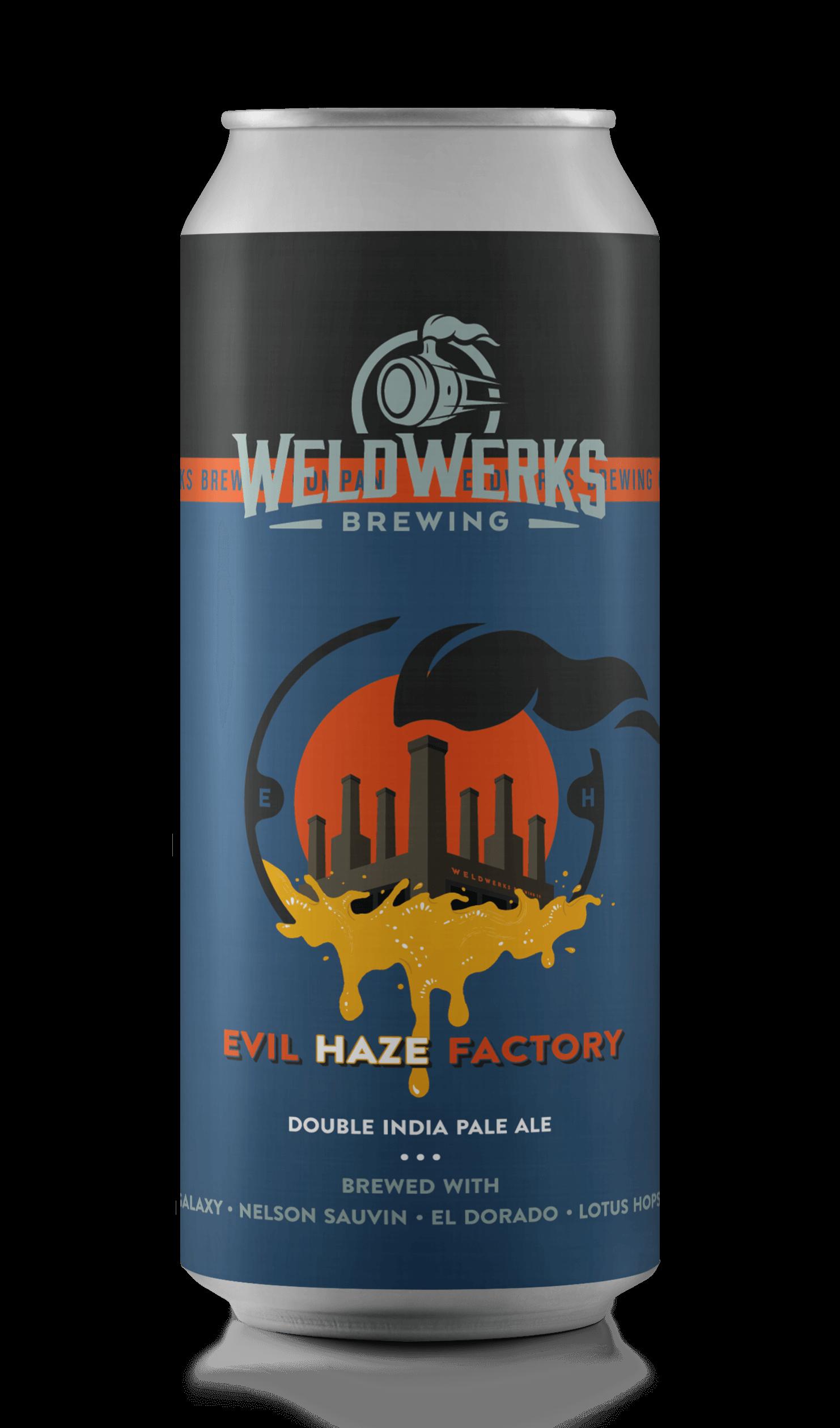 Evil Haze Factory