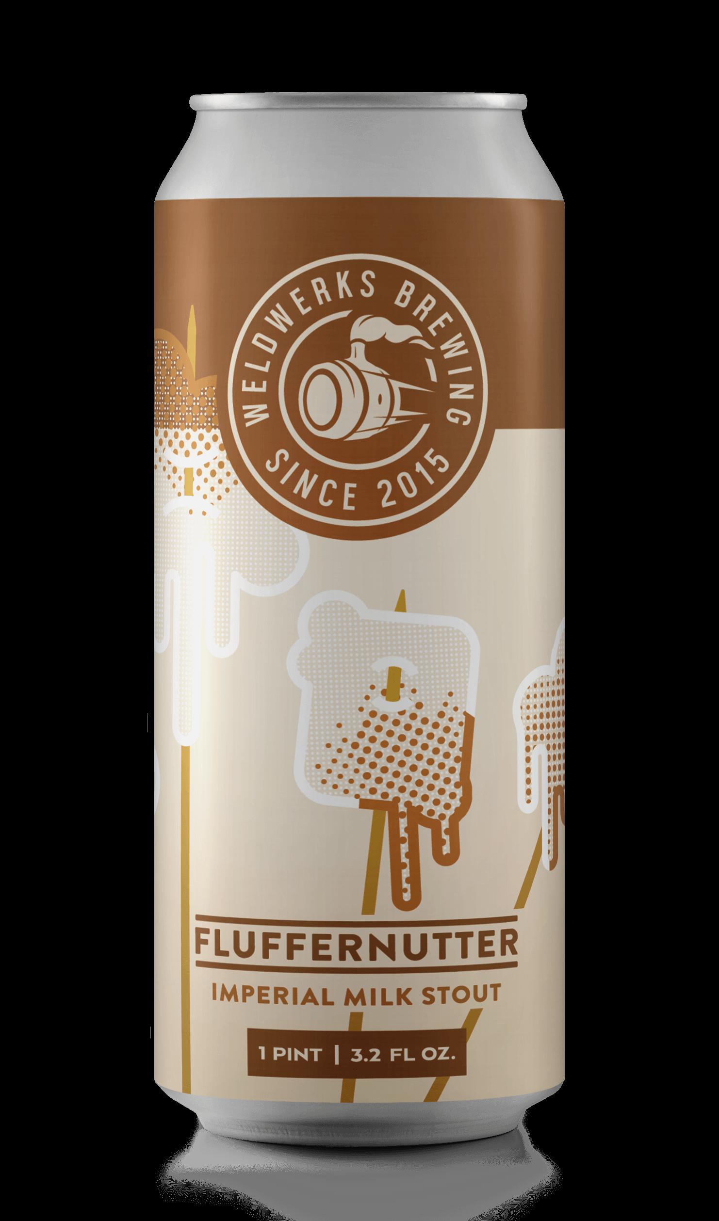 Fluffer Nutter Imperial Milk Stout