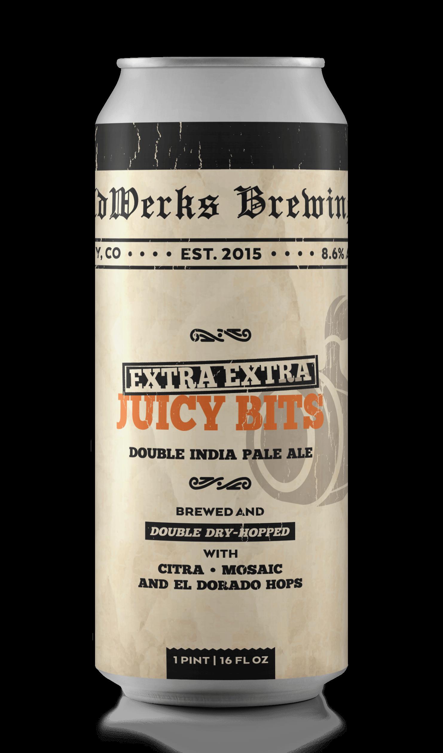 Extra Extra Juicy Bits