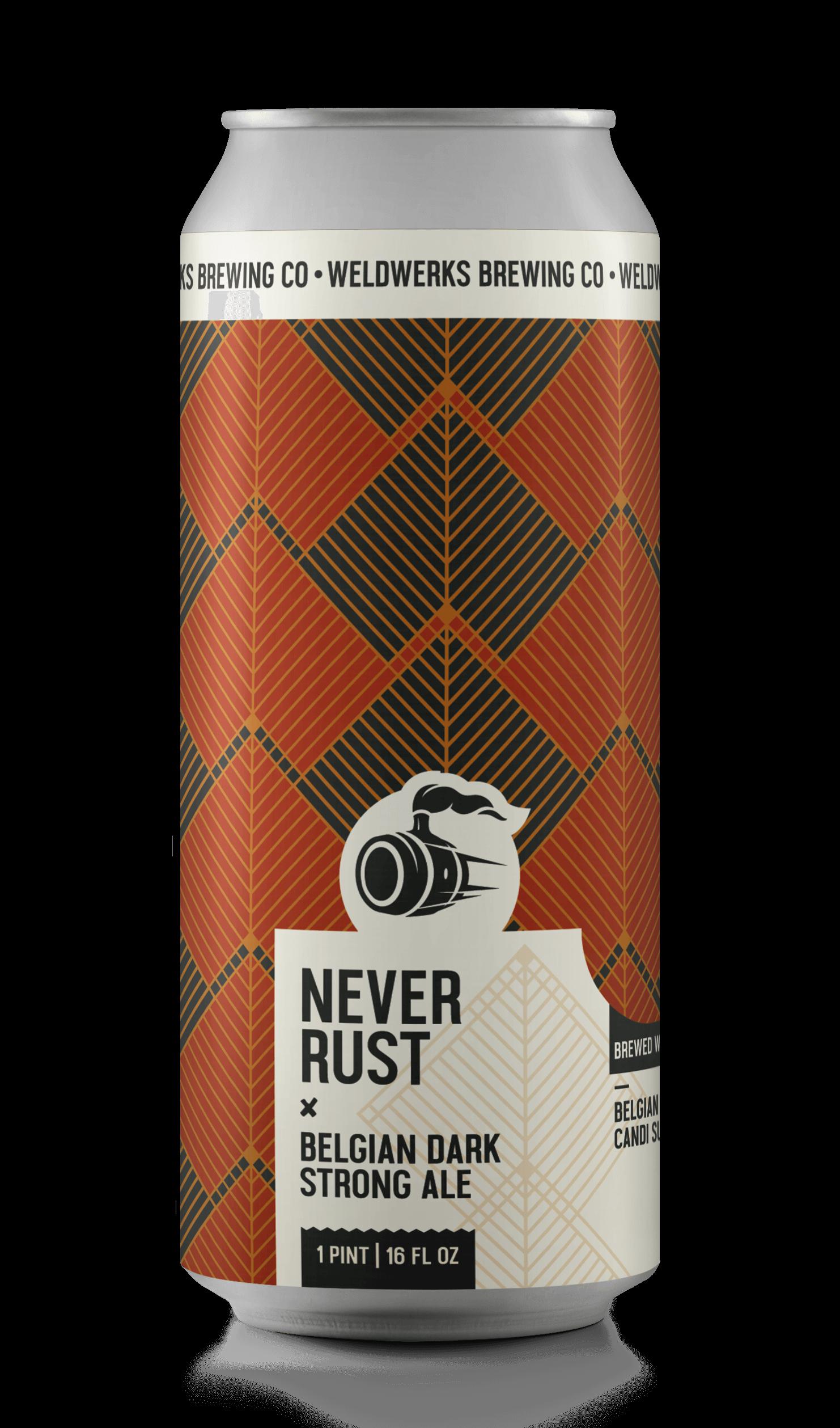 Never Rust