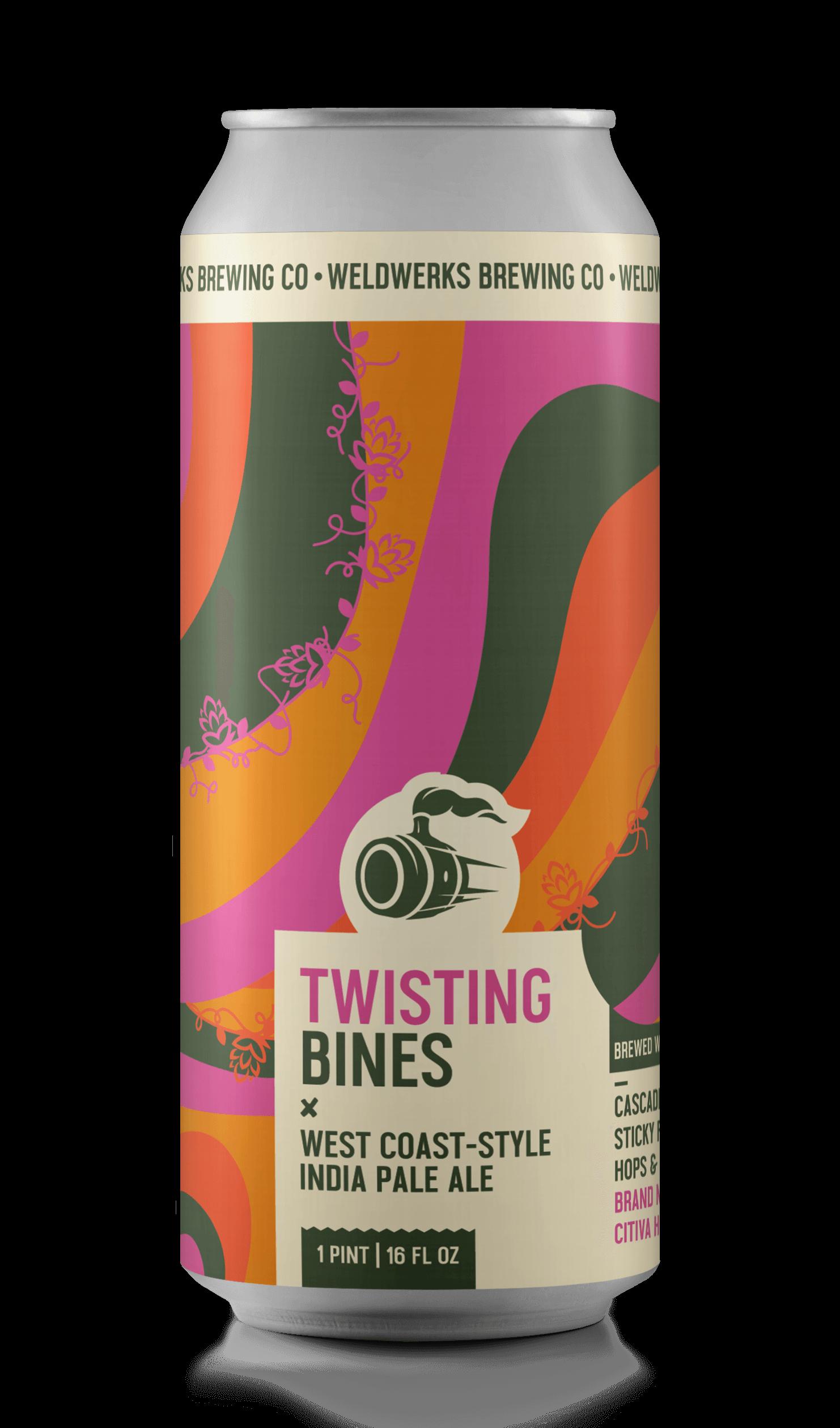 Twisting Bines