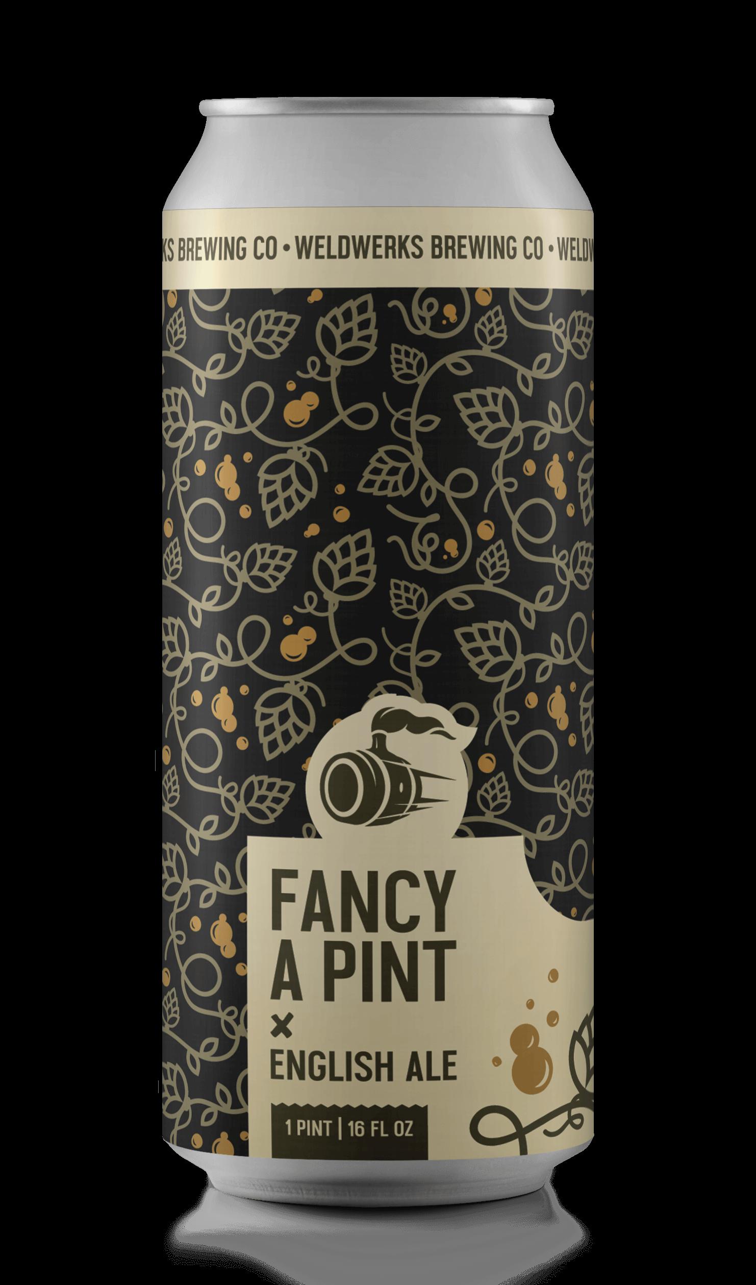 Fancy A Pint