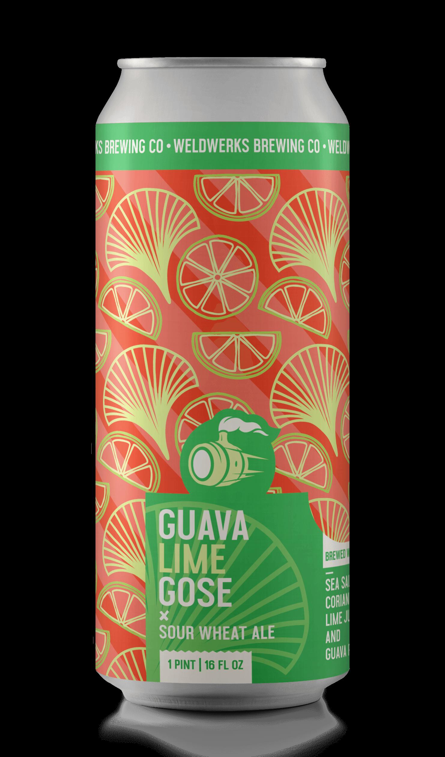Guava Lime Gose