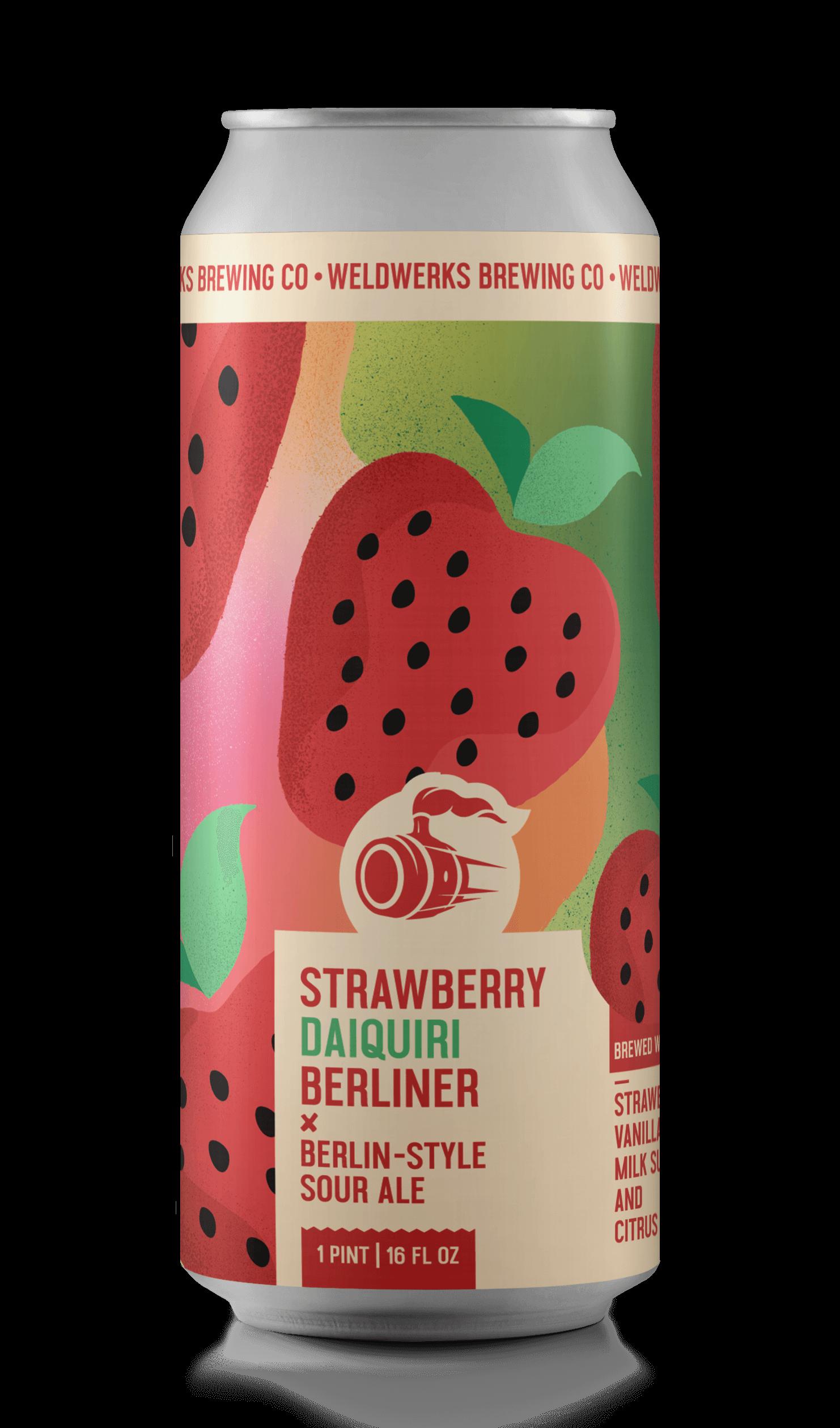 Strawberry Daiquiri Berliner