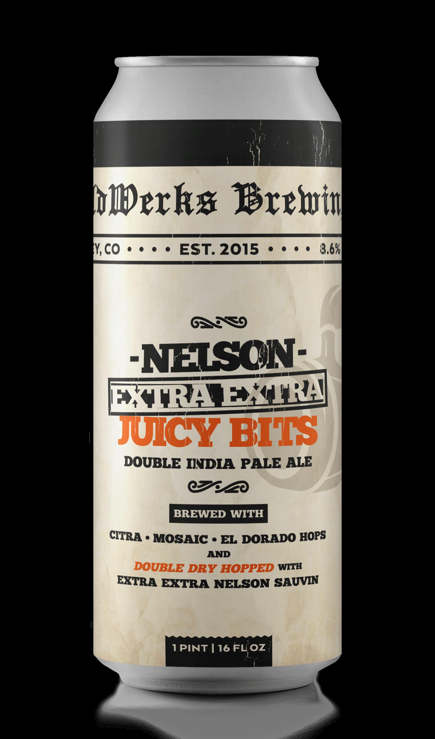 Nelson Extra Extra Juicy Bits