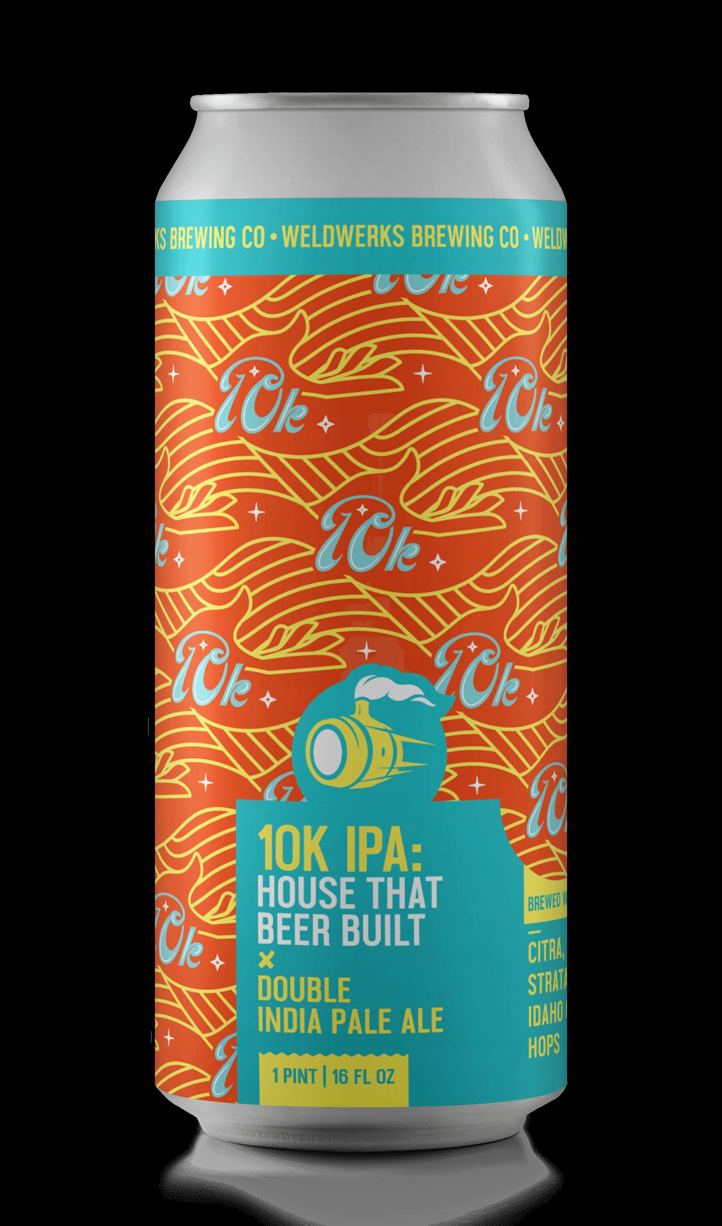 10K IPA: House that Beer Built