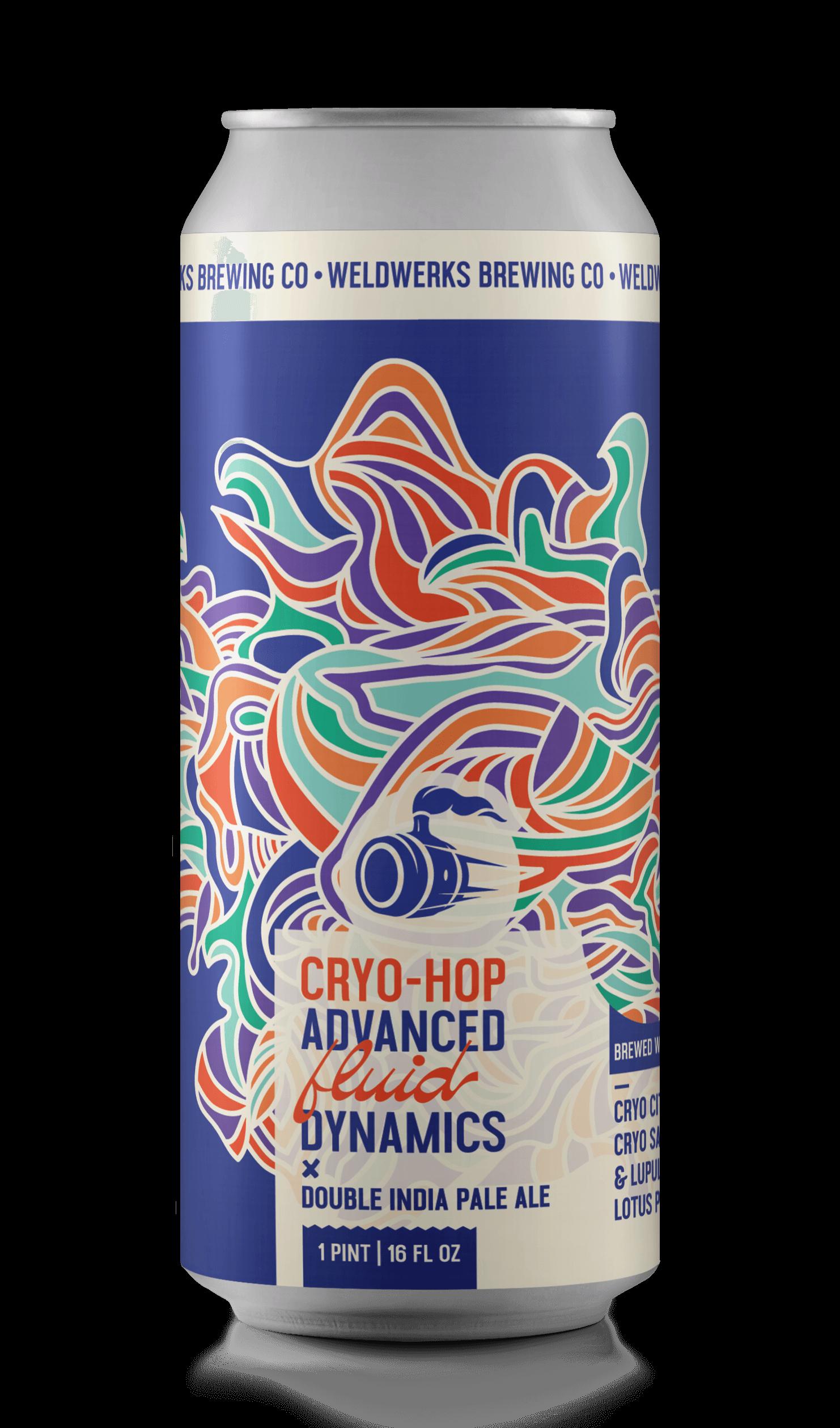 Cryo-Hop Advanced Fluid Dynamics