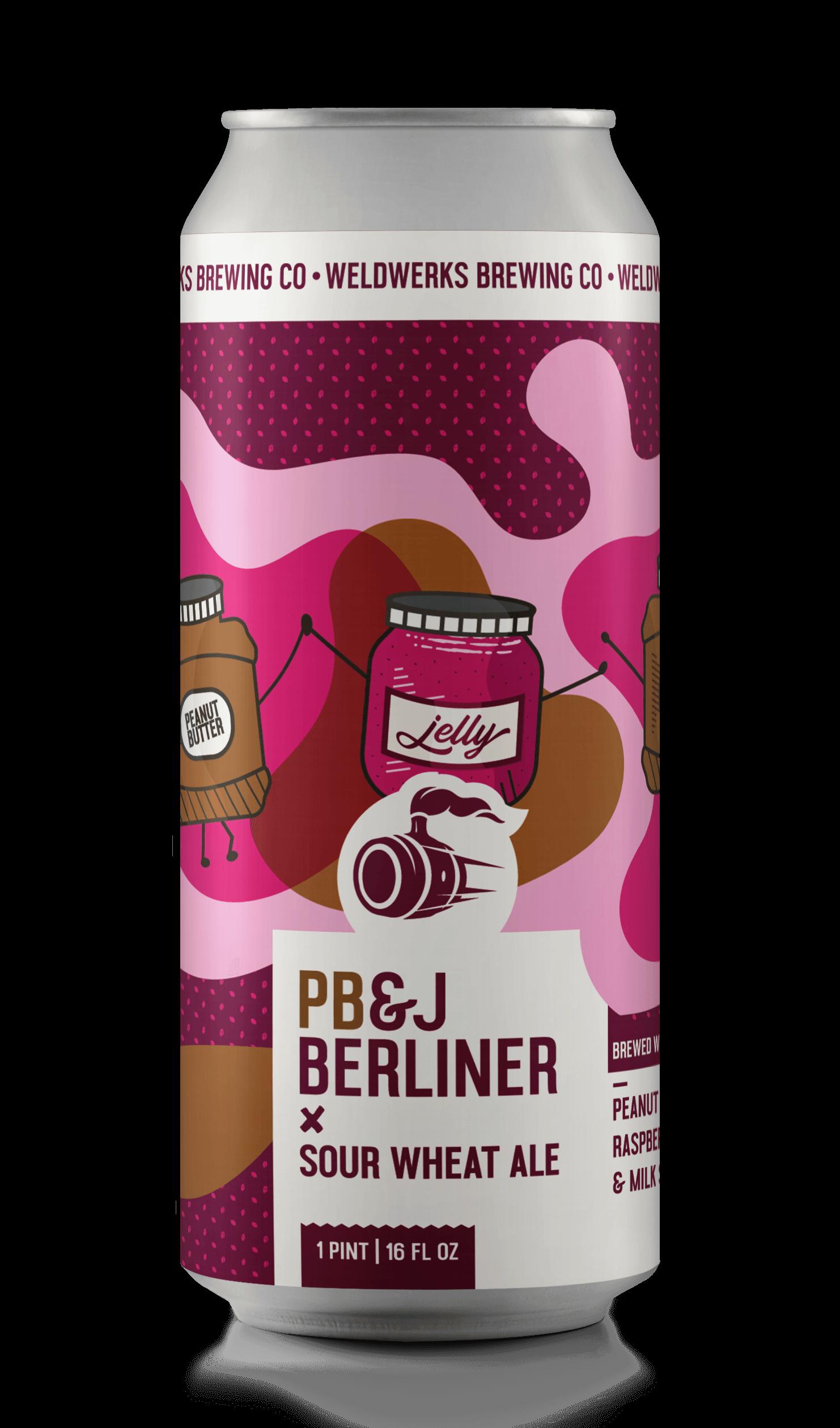 PB&J Berliner