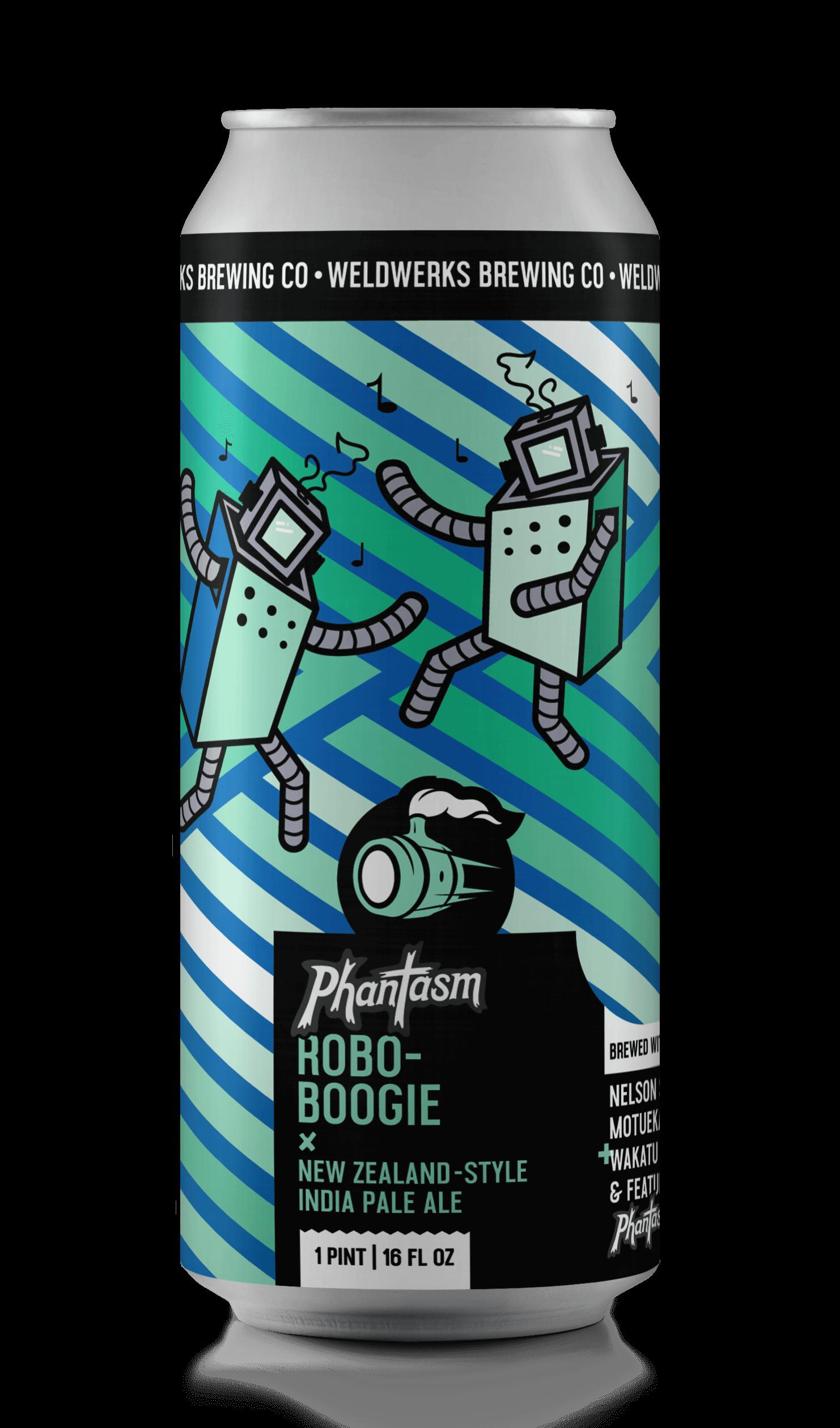 Phantasm Robo Boogie