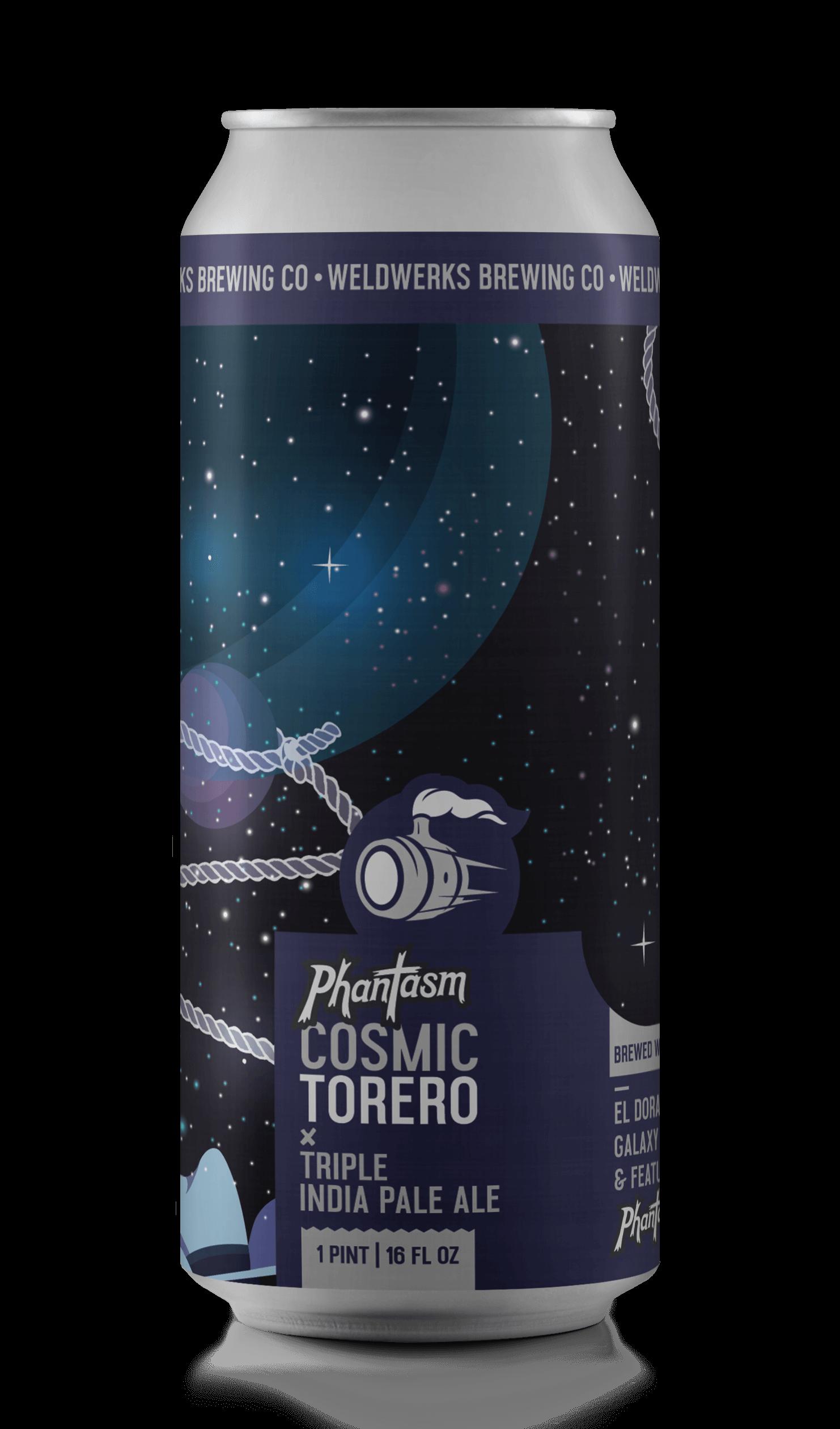 Phantasm Cosmic Torero