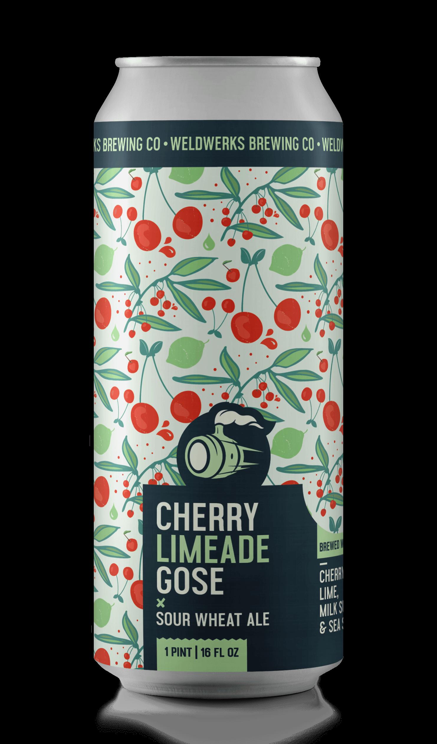 Cherry Limeade Gose