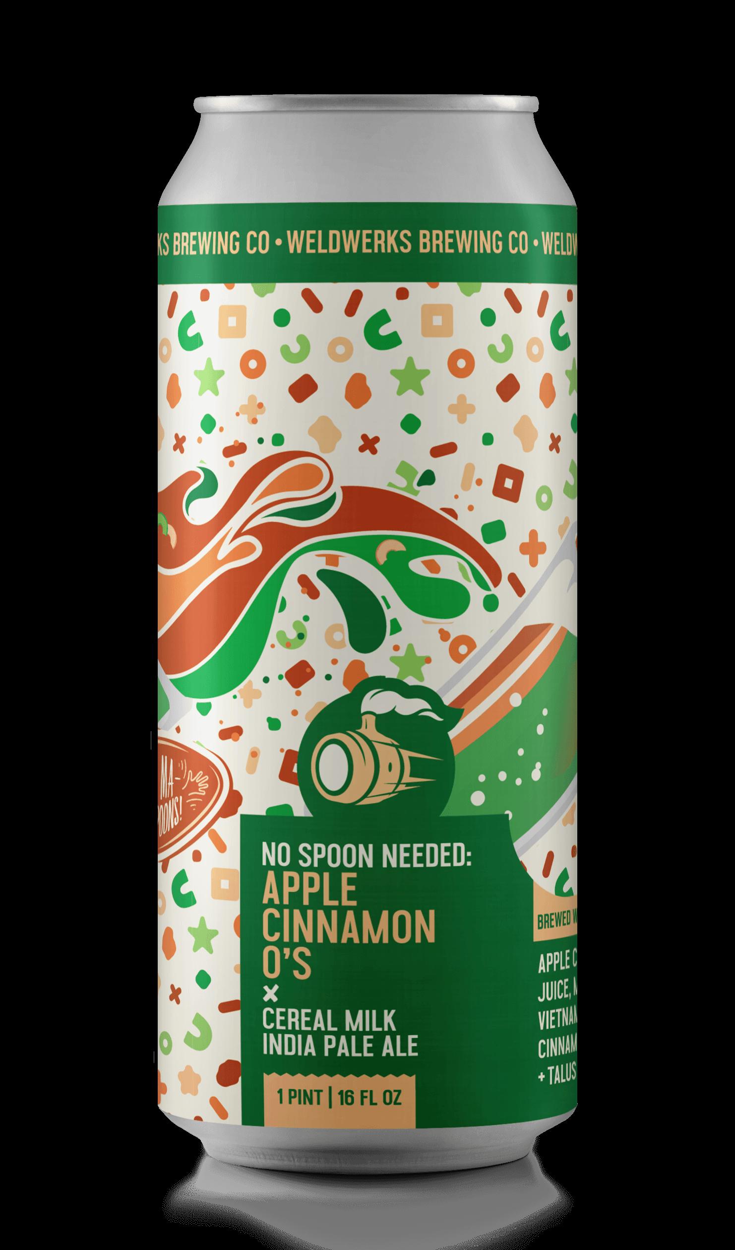 No Spoon Needed: Apple Cinnamon O's