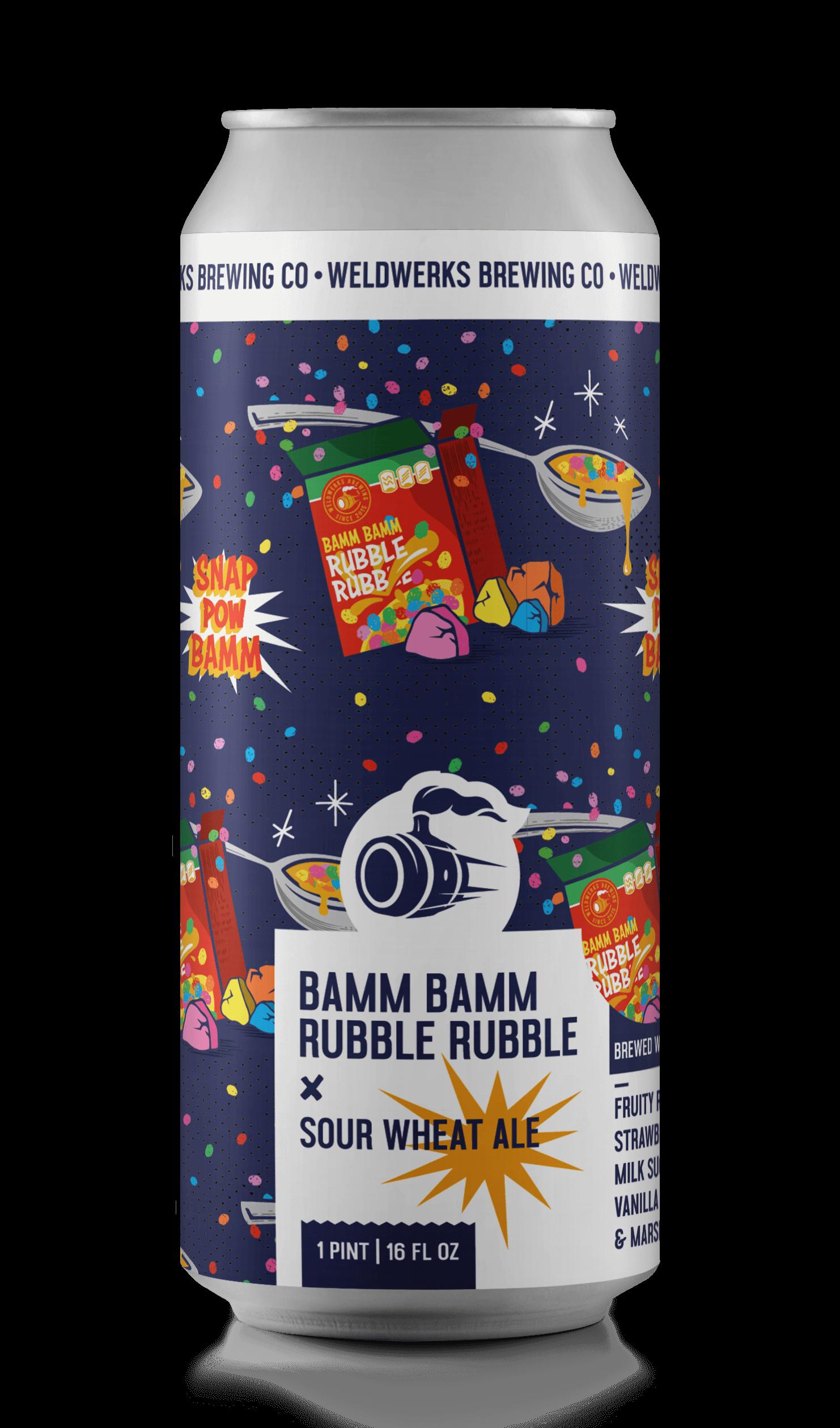 Bamm Bamm Rubble Rubble