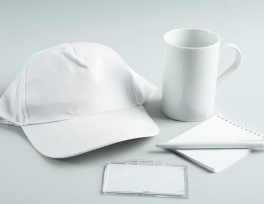 blank promo items