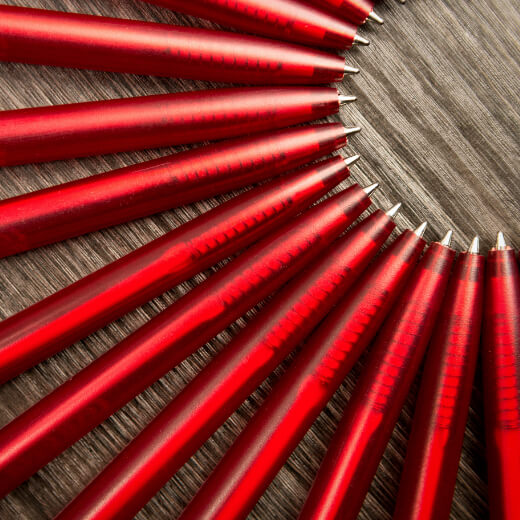 pens in a circle